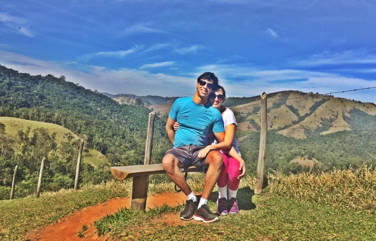 Férias românticas em Visconde de Mauá
