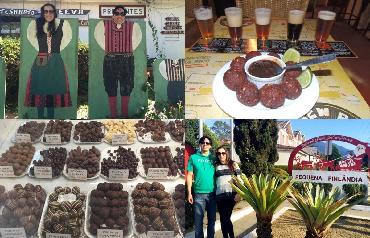 Penedo: dicas de passeios e gastronomia na Finlândia brasileira