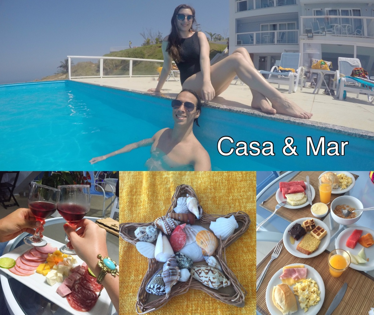 Casa & Mar Wellness Hotel and SPA: paraíso em Maricá
