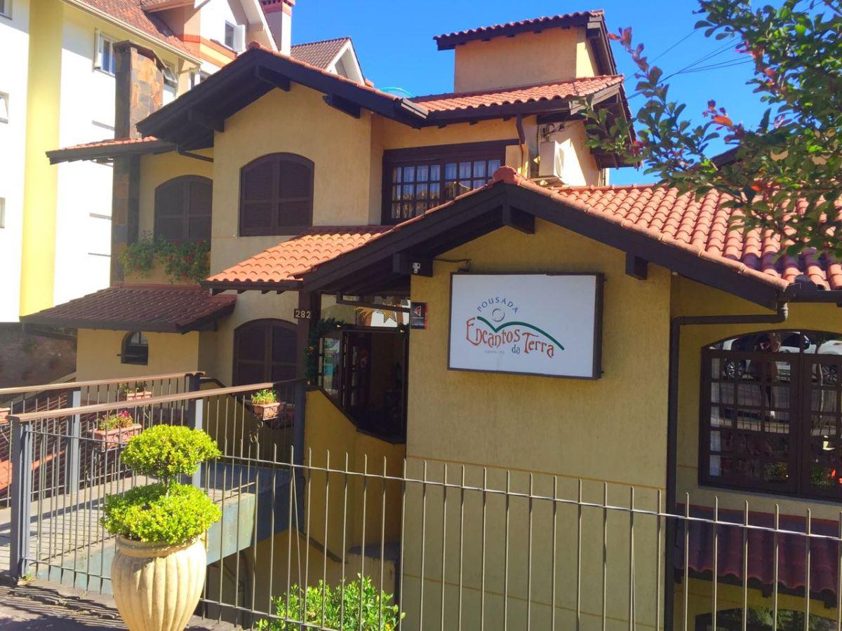 Pousada Encantos da Terra: hospedagem charmosa em Canela (RS)